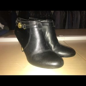 Coach high heel bootie. Sz8.5